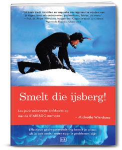 e-cover smelt die ijsberg