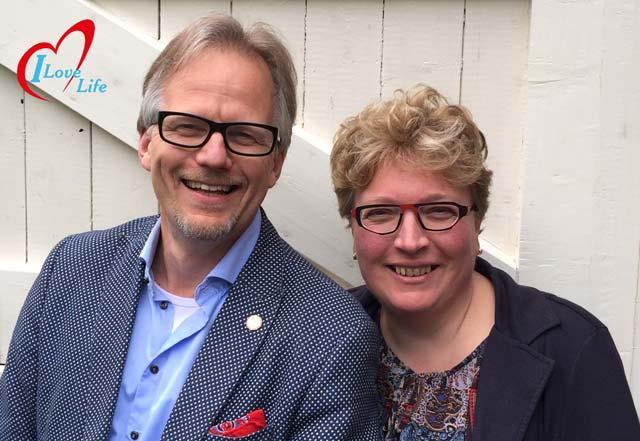 I Love Life interview tussen Pieter Monsma - de Passieboer - en Michaela Wierdsma