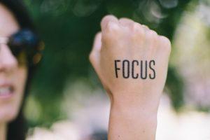 Focus Houden