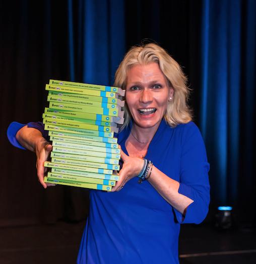 Daisy Goddijn: elke ondernemer zijn eigen boek